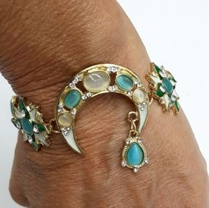 Jewelry - Moon & Star Bracelet